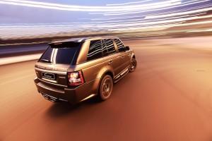 Кованые диски Rocksroad Diamond на 2012 Range Rover Sport Supercharged (3)