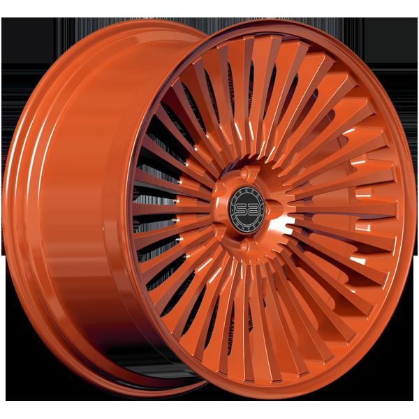Solomon Alsberg B-1 Force Оранжевый