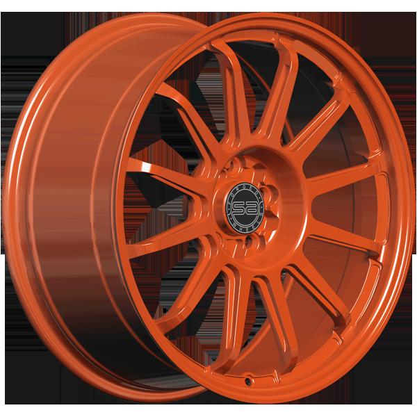 Solomon Alsberg P-2 Eco Super Light Оранжевый