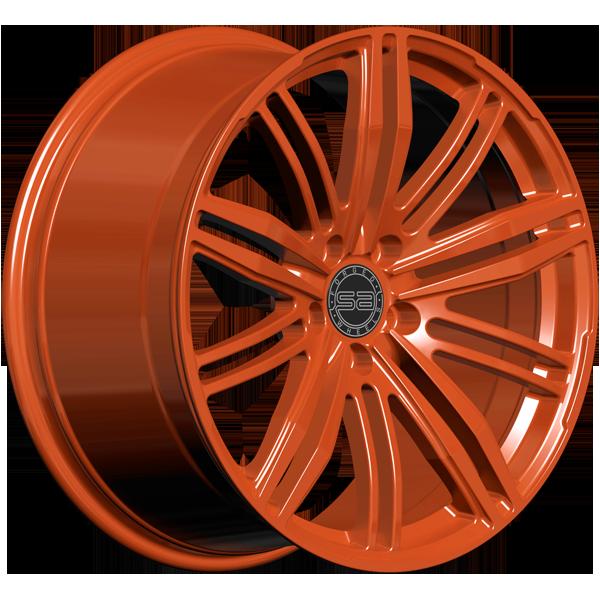 Solomon Alsberg P-4 Brilliance Оранжевый