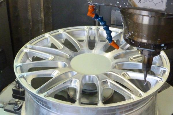 Технология производства кованых дисков