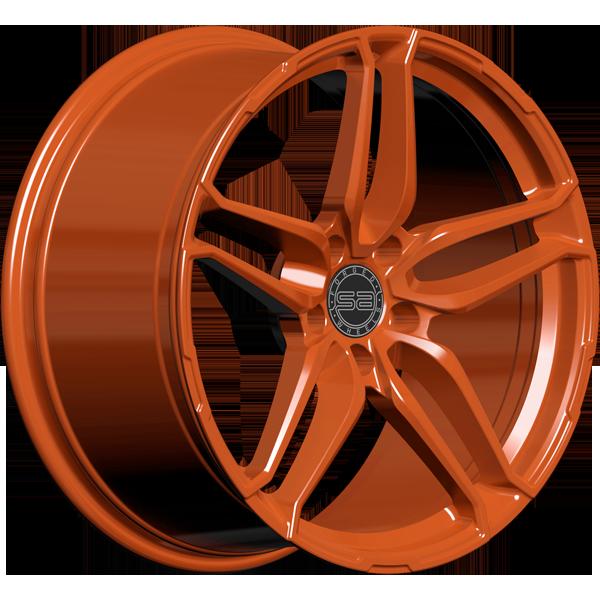 Solomon Alsberg B-4 Pride оранжевый