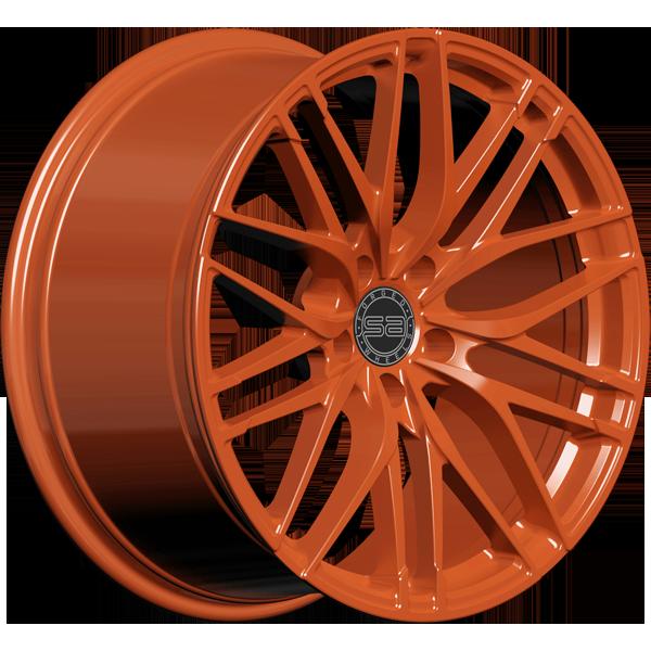 Solomon Alsberg B-5 Disco Оранжевый