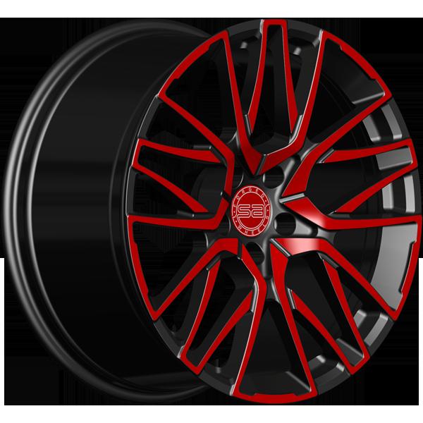 Solomon Alsberg B-6 Sight черный с красным
