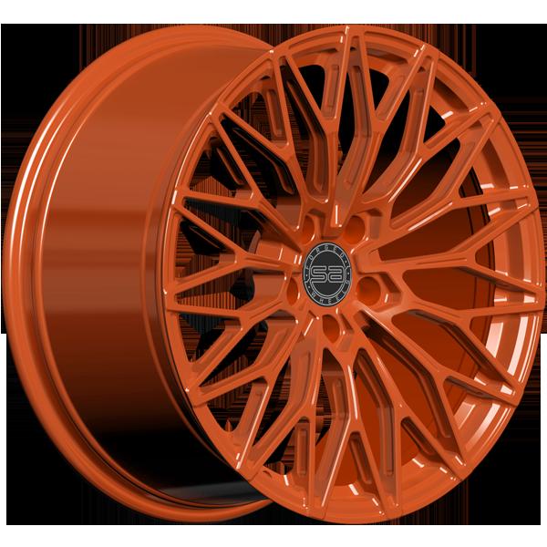 Solomon Alsberg A-2 Оранжевый