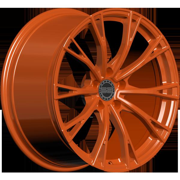 Solomon Alsberg A-4 Оранжевый