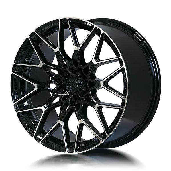 Beneventi RR10 Black Half DIamond