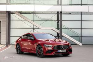 Кованые диски Beneventi K5V2 для Mercedes AMG GT63S