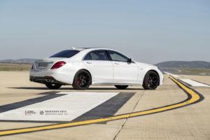 Кованые диски Beneventi K5V2 на Mercedes-AMG S63
