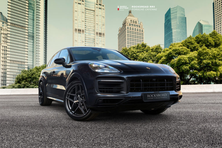 Porsche Cayenne & Rocksroad RR5 2019