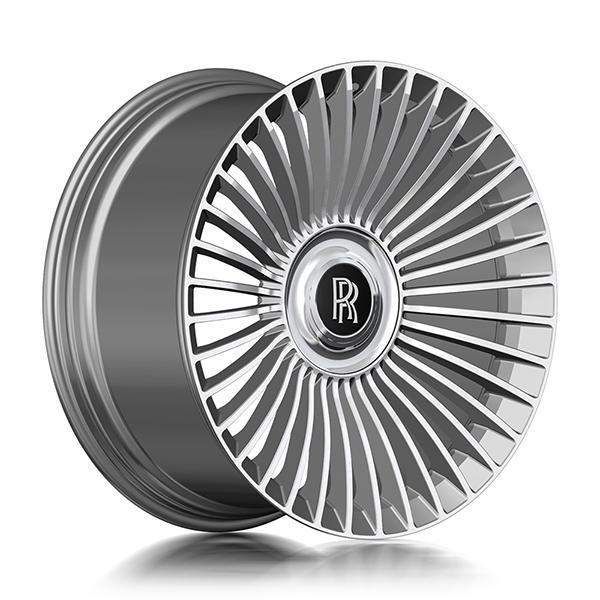 Кованые диски для Rolls-Royce