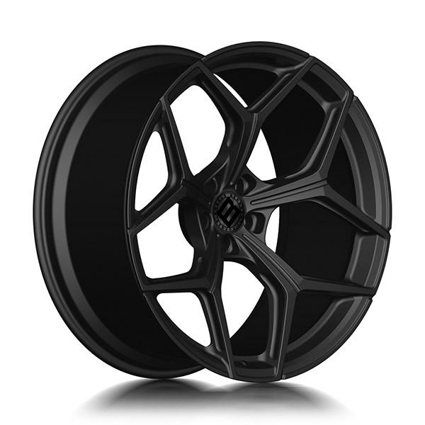 Beneventi CR5 Black Matte