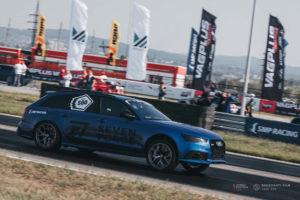 Кованые диски Beneventi K5-R на Audi RS6