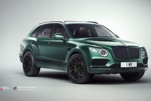 Кованые диски Beneventi RR10 для Bentley Bentayga