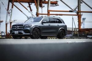 Кованые диски Beneventi RR10 для Mercedes GLS 2020