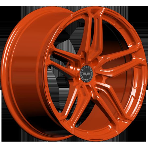 Solomon Alsberg B-4 Pride V2 Оранжевый
