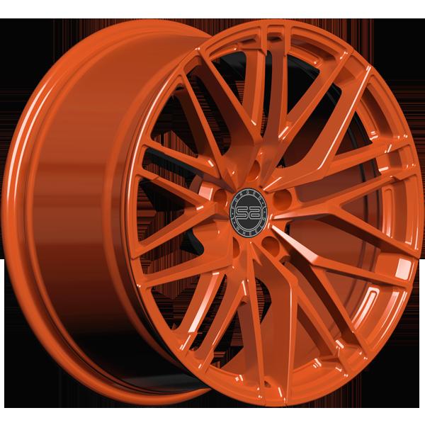 Solomon Alsberg B5 Disco V2 Оранжевый
