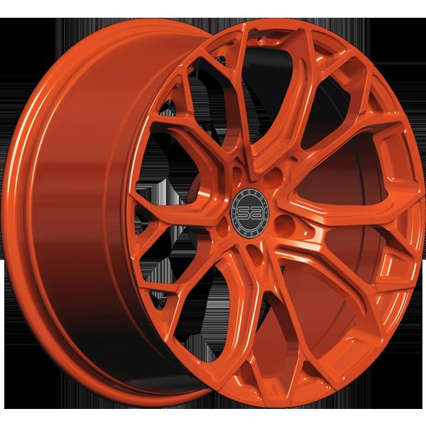 Solomon Alsberg B7 Smart V2 Оранжевый