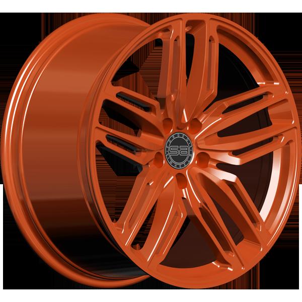 Solomon Alsberg B-9 Rock Оранжевый