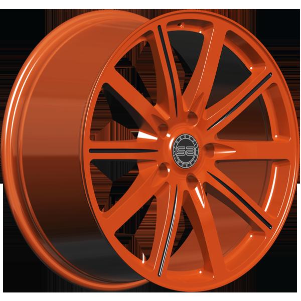 Solomon Alsberg T-3 Eterno Оранжевый