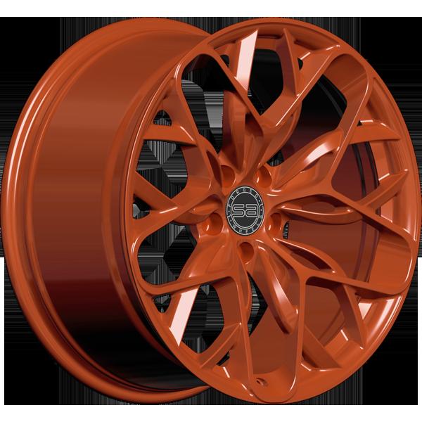 Solomon Alsberg V-3 Оранжевый