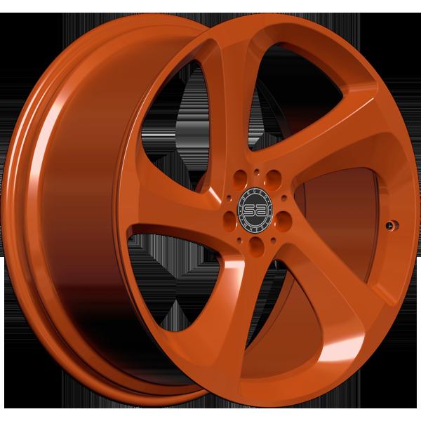 Solomon Alsberg V-5 Оранжевый