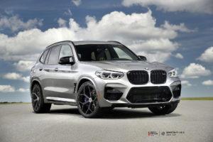 BMW X3M 2020 на кованых дисках Beneventi K5-X