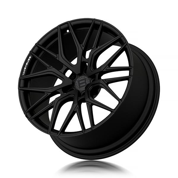 Beneventi K10-F Black Matte