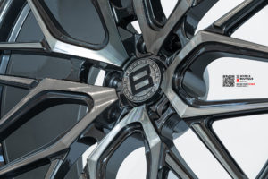 Кованые диски Beneventi K10-F
