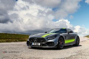 Mercedes-AMG GTR на кованых дисках Beneventi K5 V2