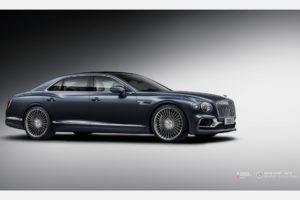 Bentley Flying Spur на кованых дисках Beneventi M7-C