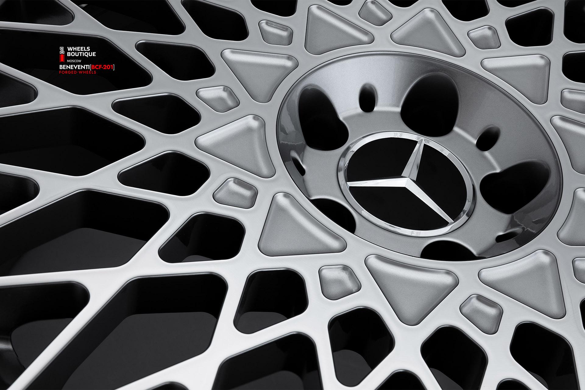 Кованые диски Beneventi Custom Forged - BCF-201
