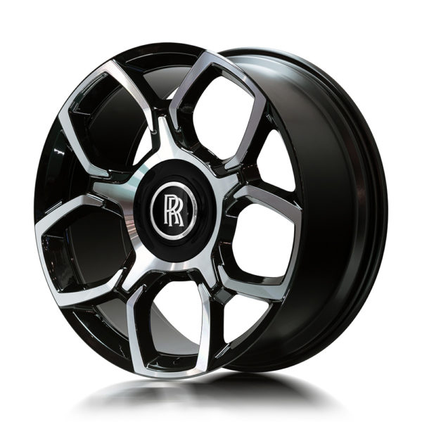 Кованые диски для Rolls Royce ForgedPro BB-RRC
