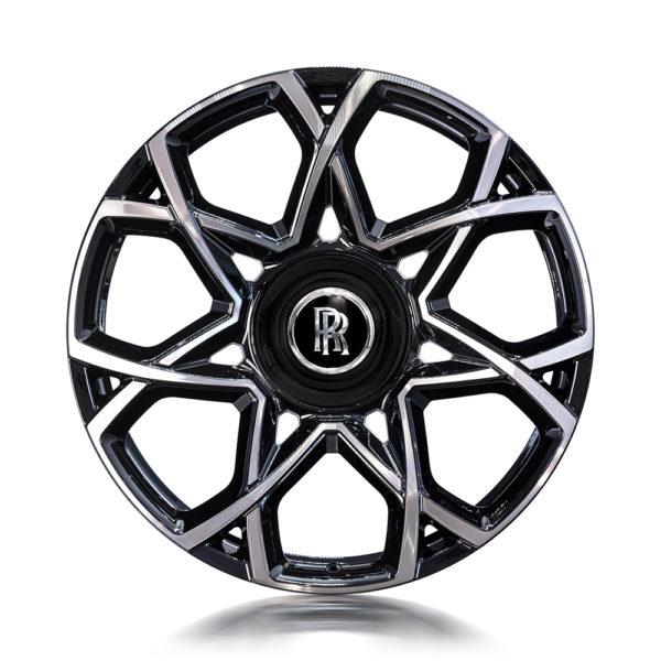 Кованые диски для Rolls Royce ForgedPro PR7-RRC