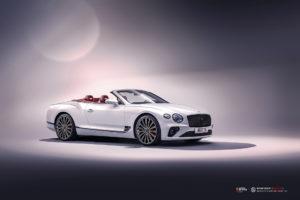 Bentley Continental GT на кованых дисках Beneventi RR15-V1