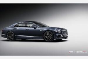 Bentley FLYING-SPUR 2020 на кованых дисках Beneventi K10-C