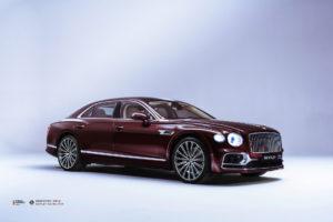 Bentley FLYING-SPUR 2020 на кованых дисках Beneventi RR15