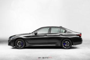 BMW 5 G30 на кованых дисках Beneventi K5 V2