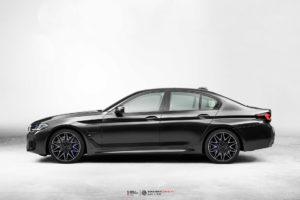 BMW 5 G30 на кованых дисках Beneventi RR10 V1