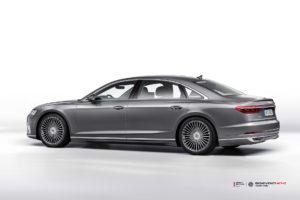 Кованые диски Beneventi M7-C на Audi A8L