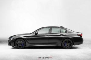Кованые диски Beneventi SR5-L на BMW 5 G30