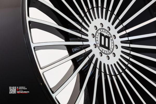 Кованый моноблок Beneventi M7-C для BMW X7