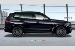 BMW X5 2020 на кованых дисках Beneventi K10-F