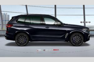 BMW X5 2020 на кованых дисках Beneventi RR20