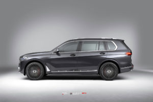 BMW X7 на кованых дисках Beneventi M7-C