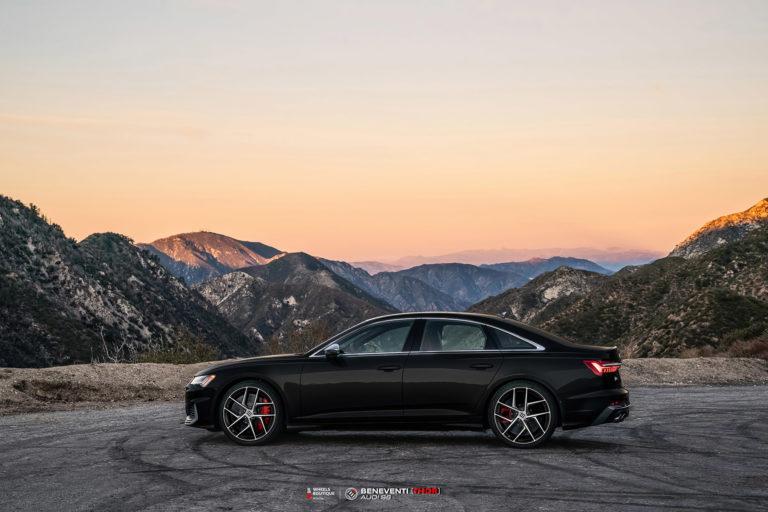 Кованые диски Beneventi THOR на Audi S6