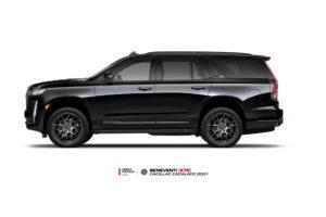 Cadillac Escalade 2021 на кованых дисках Beneventi K7S