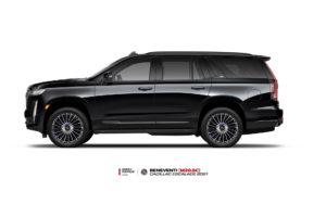 Cadillac Escalade 2021 на кованых дисках Beneventi M.20SC