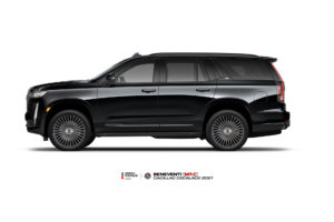 Cadillac Escalade 2021 на кованых дисках Beneventi M.7C