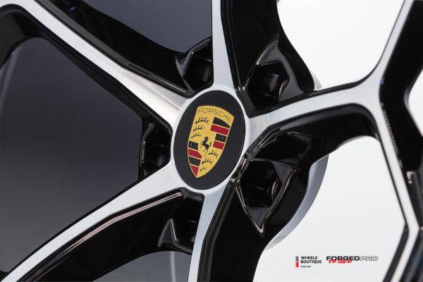 Кованый моноблок Forged PRO 59-P для Porsche Cayenne Coupe